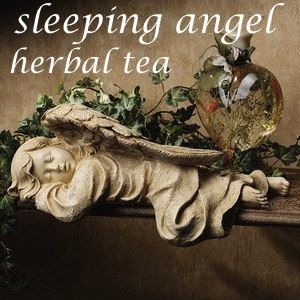 sleeping angel herbal tea bottle gourd herbs