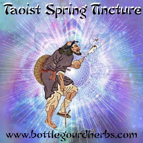 taoist spring tincture bottlegourdherbs.com
