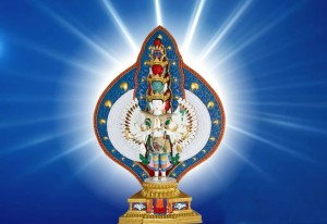 2005 Fasting and Retreat Tibetan Flame Raw Wild Ancient Pu-erh Brick Tea