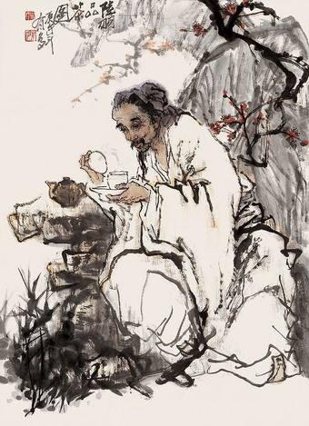 Lu Yu's Five Element Alchemical WIld Tea Elixir